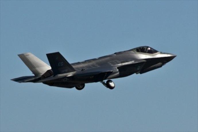 First Female F-35 Pilot_2069461750891957575