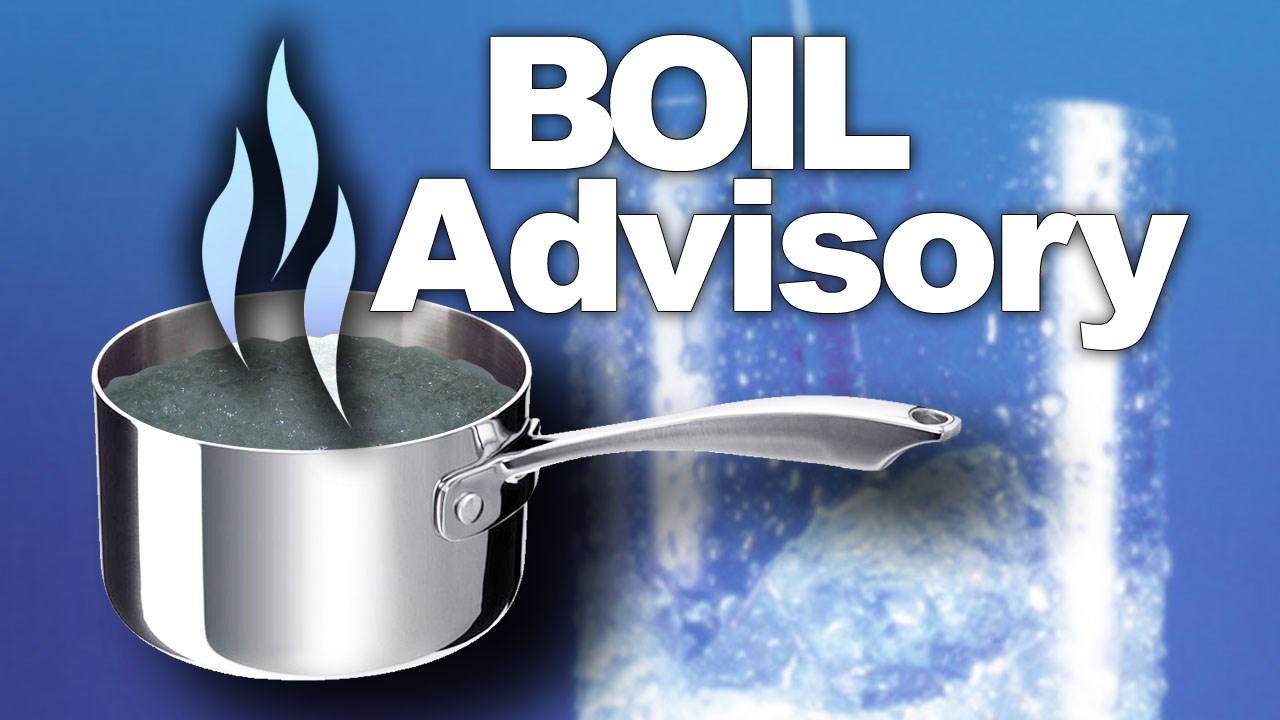 Boil Adverisory