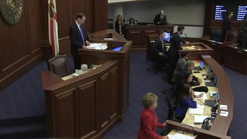 Florida Legislature Passes Budget