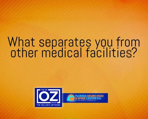 GEN - What separates you from other medical facilities