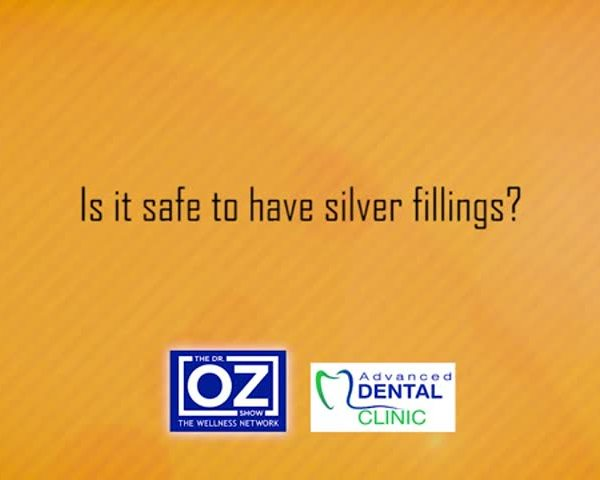 ADV dental - Is it safe to have silver fillings
