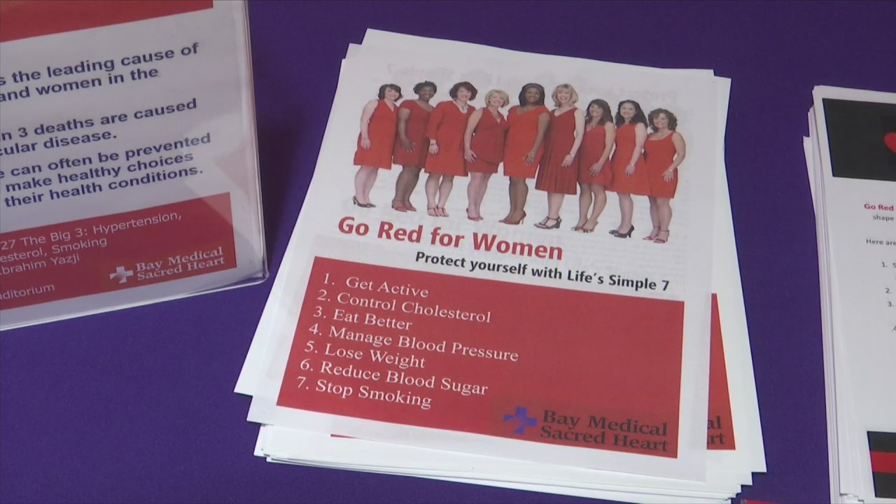 Go Red for Women Day