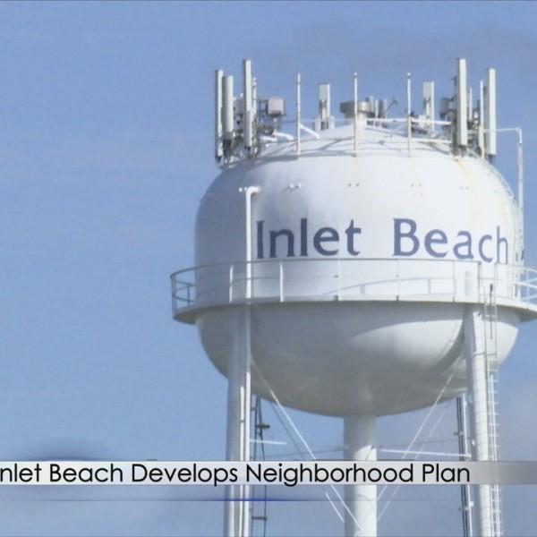 Historic Inlet Beach Neighborhood Develops New Plans