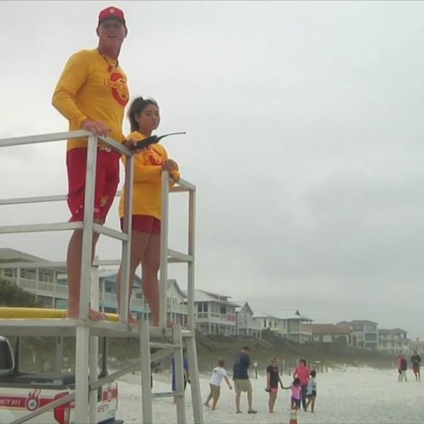 Lifeguards Prepare for Spring Break 2018