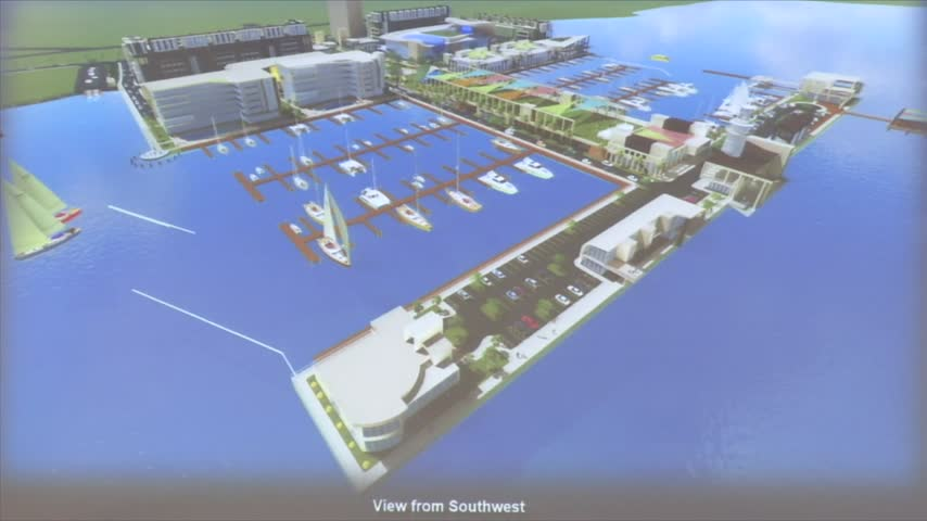 Feasibility Study Places Marina Project Cost At 250 Million