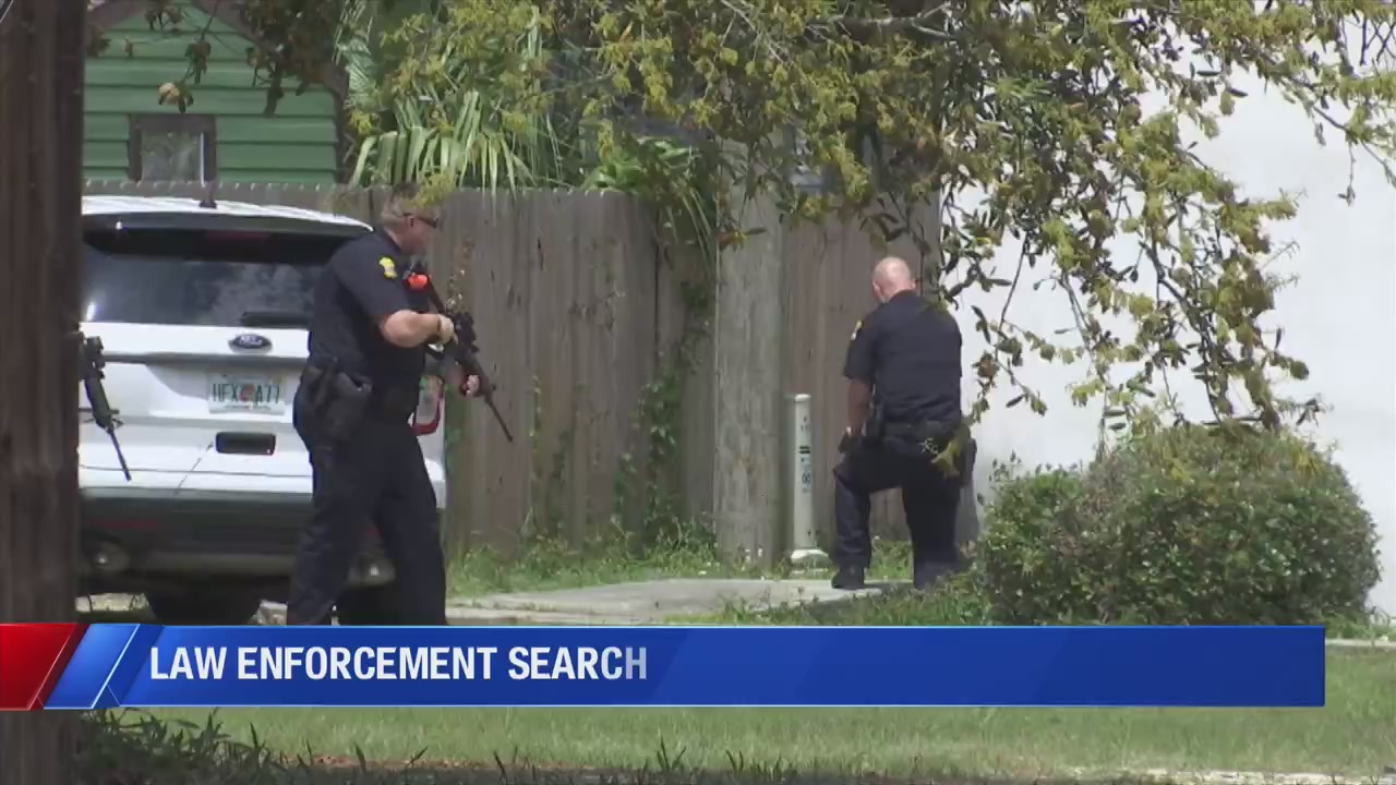 Armed Robbery Suspect on the Loose