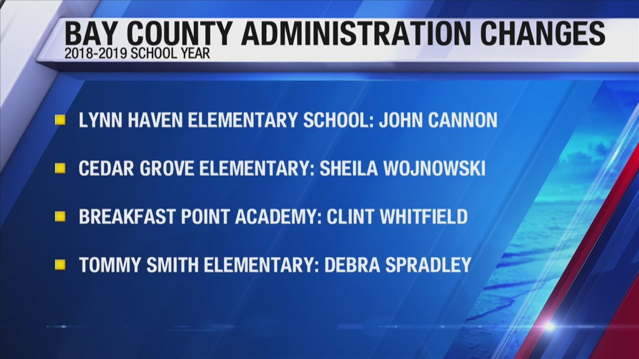 New Administration in Bay County