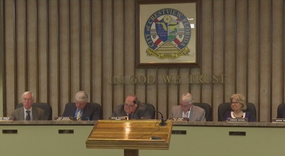 Okaloosa Commissioners Propose a Crestview Bypass and Connector