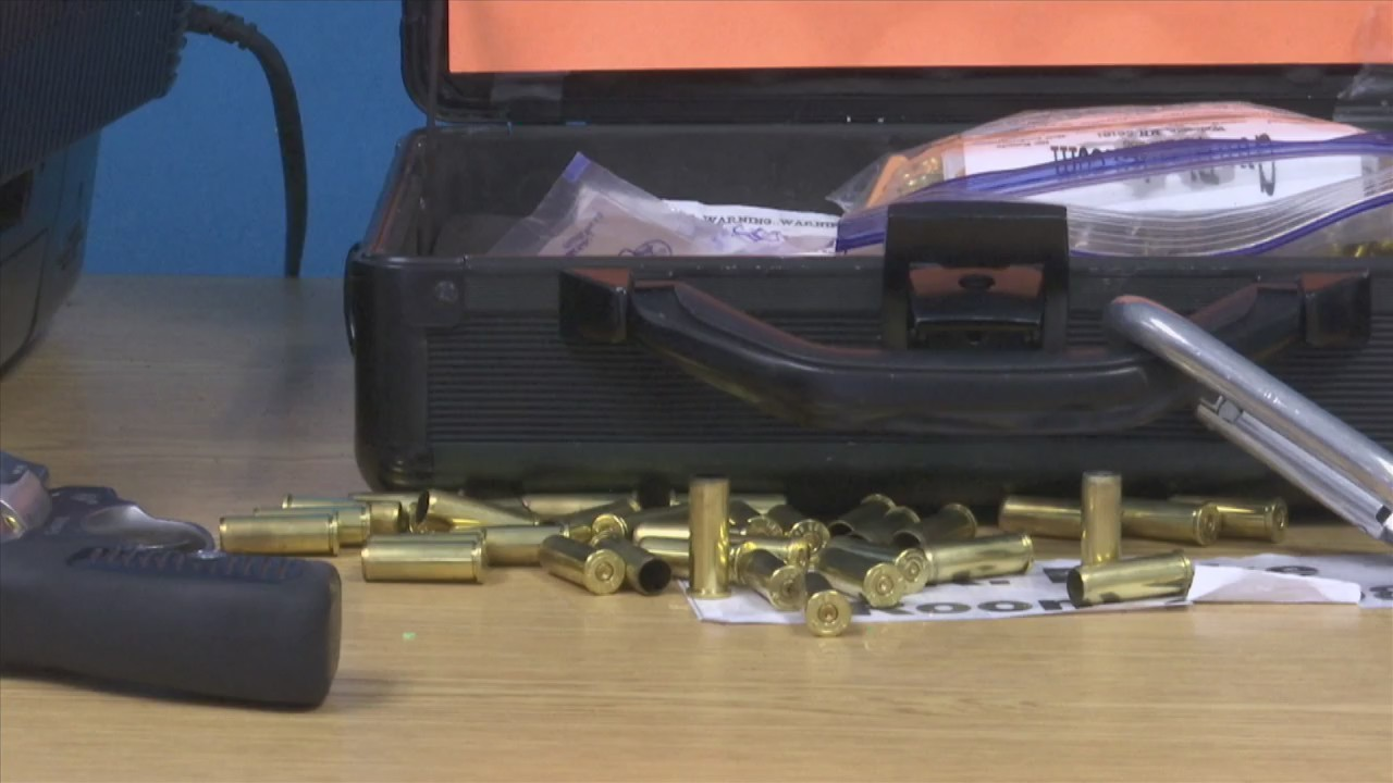 Bay County Officers Go Through Active Shooter Training at Local School