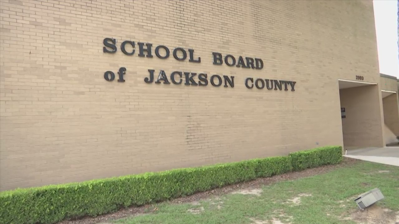 School Officials Agreed to Establish a School Board Police Department in Jackson County
