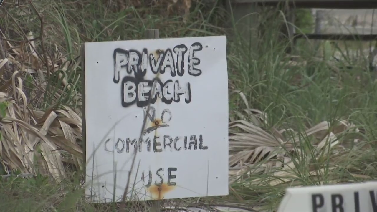 Walton Co. Commissioners Talk Beach Signs in South Walton