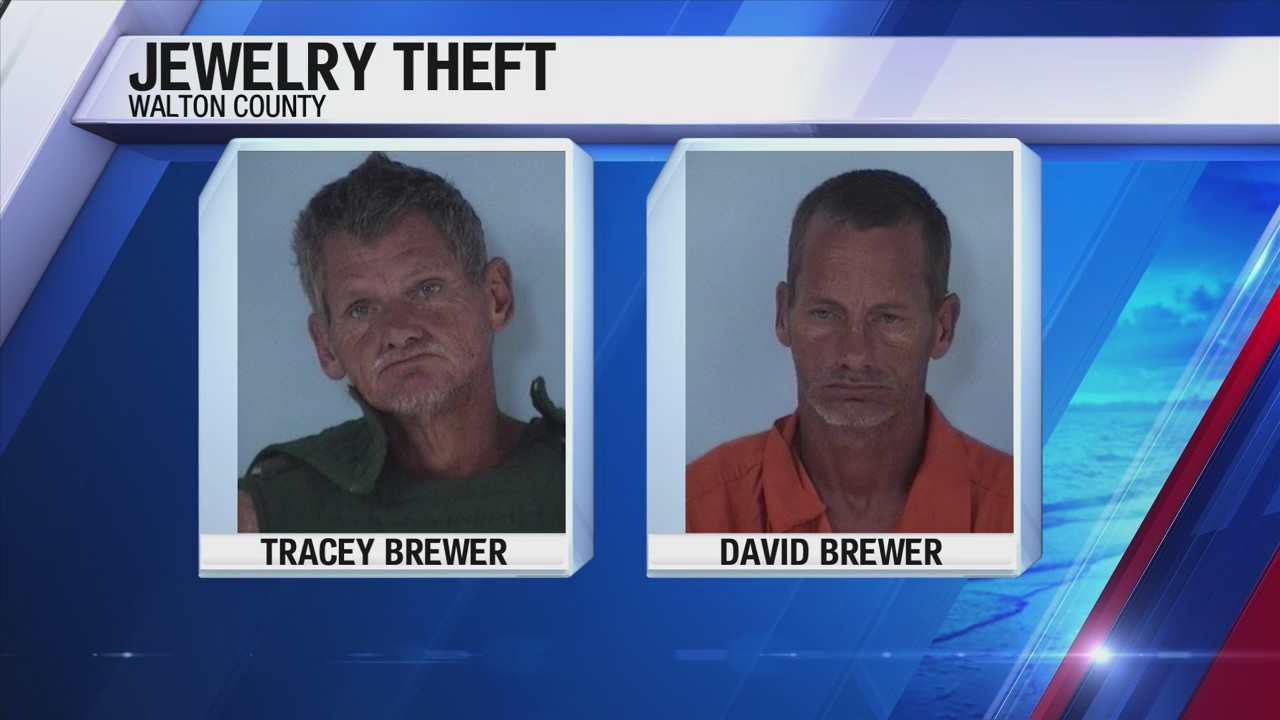 WCSO: Brothers Stole Jewelry from Elderly Woman