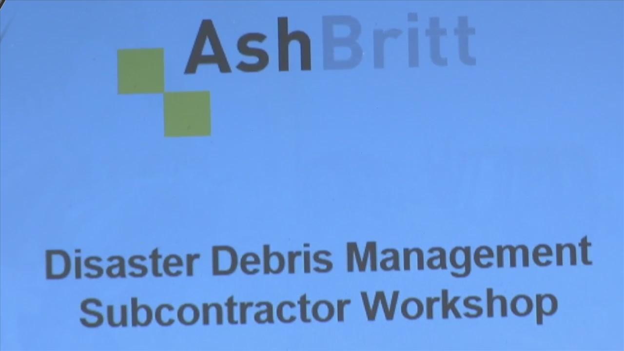 Disaster Debris Subcontractors Needed