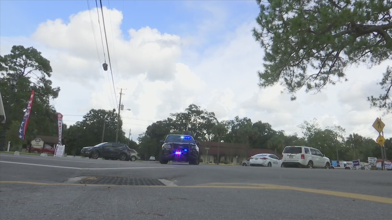 Local Law Enforcement Cracking Down on Traffic Violations