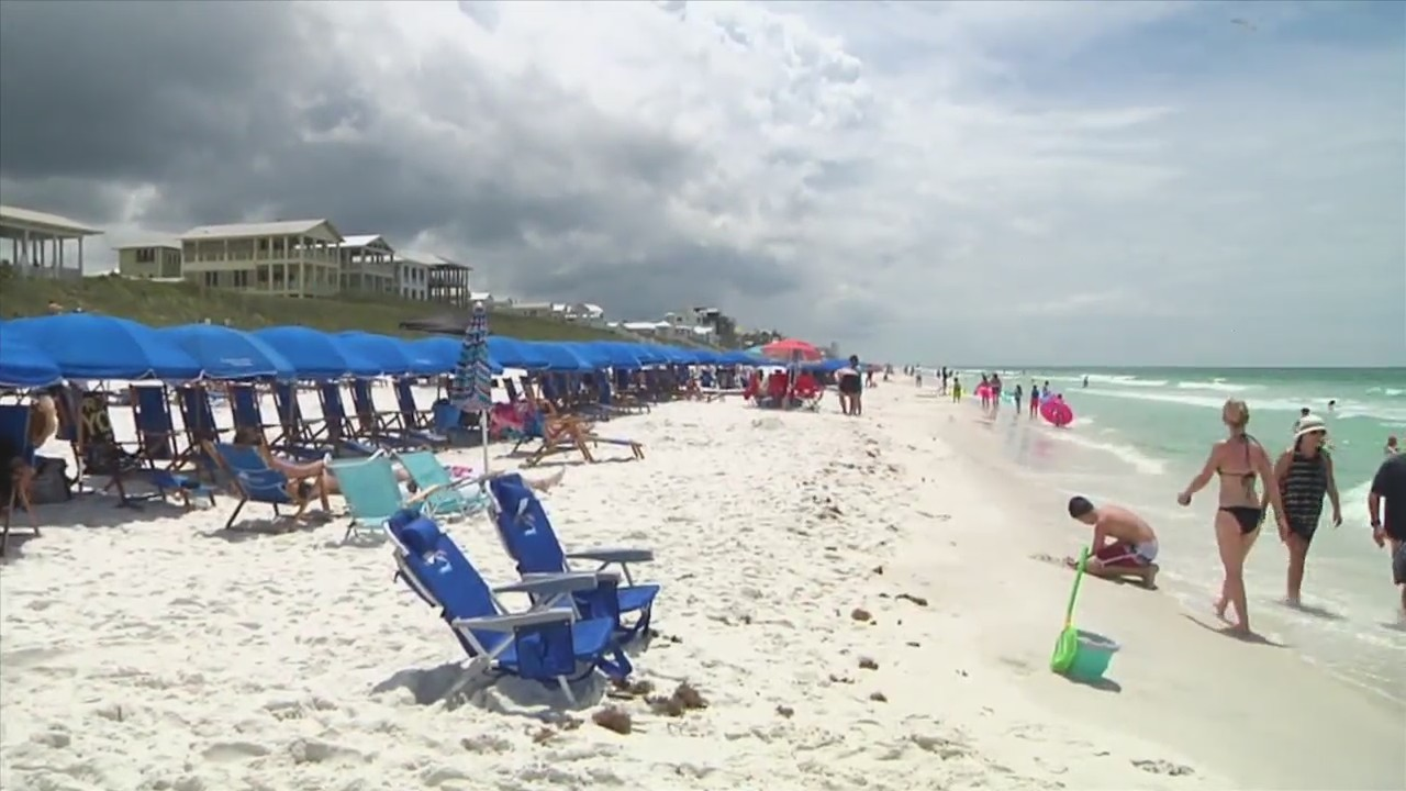 Beach Access In Walton County