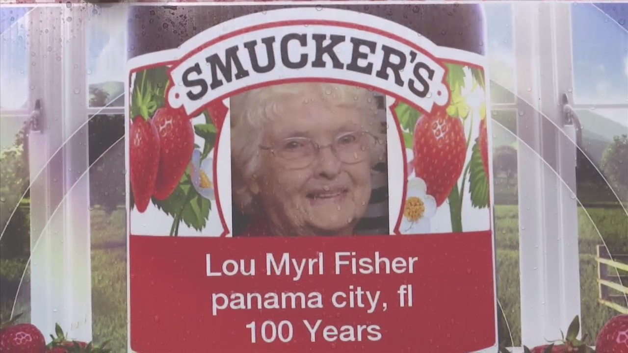 Granny Fisher Turns 100 Years Old