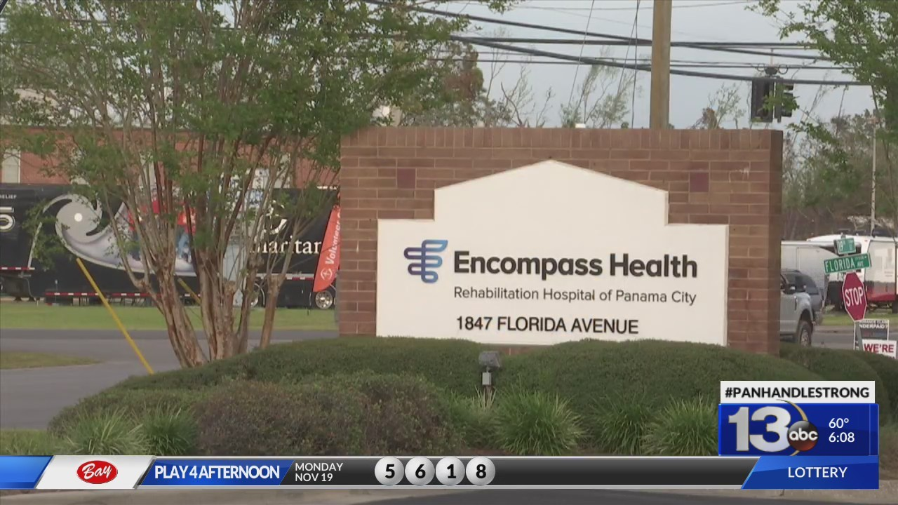 Encompass Health Reopens After Hurricane Michael