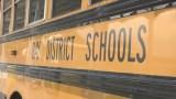 Child Left on School Bus