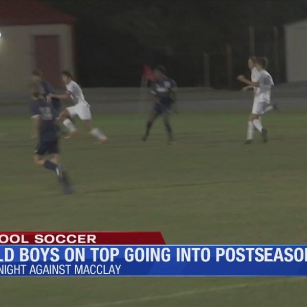 High School Boys Soccer: Arnold vs. Maclay