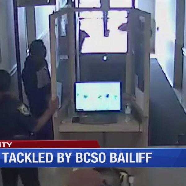Bailiff Tackles