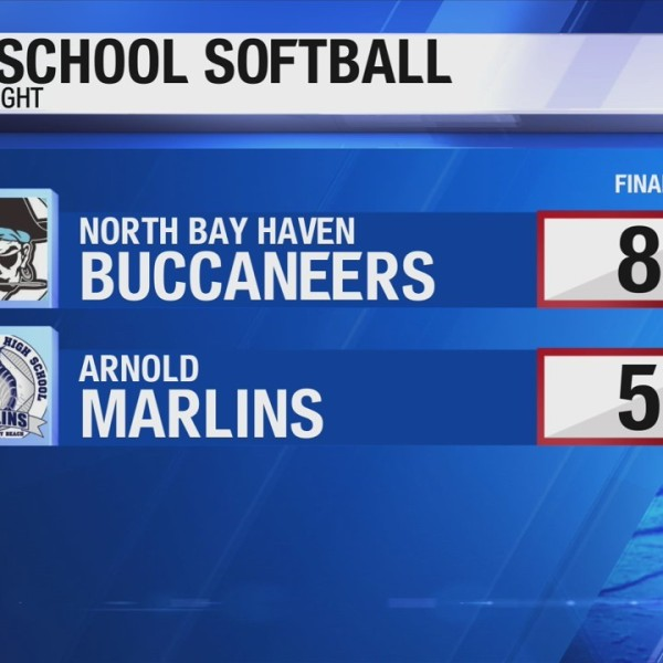 North Bay Haven beats Arnold in final inning