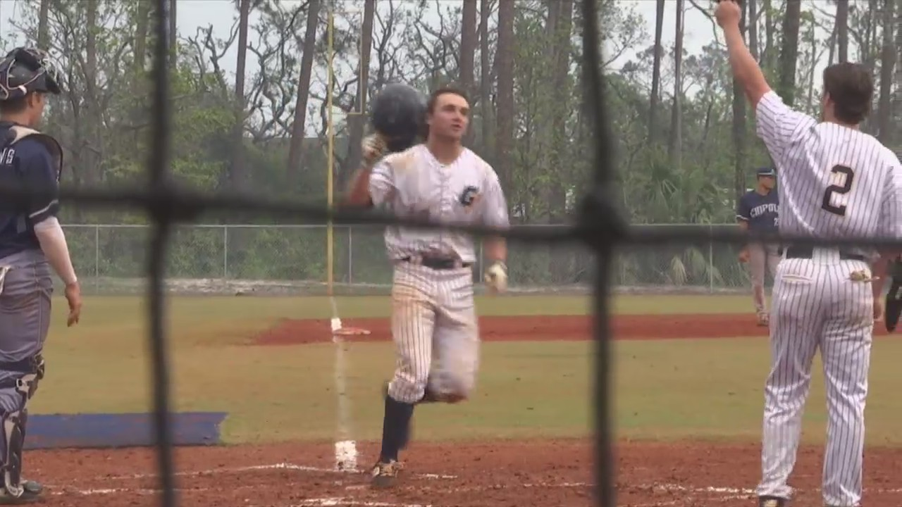 Gulf Coast picks up conference win against Chipola
