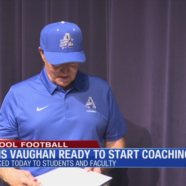 New Arnold football coach ready to hit the ground running