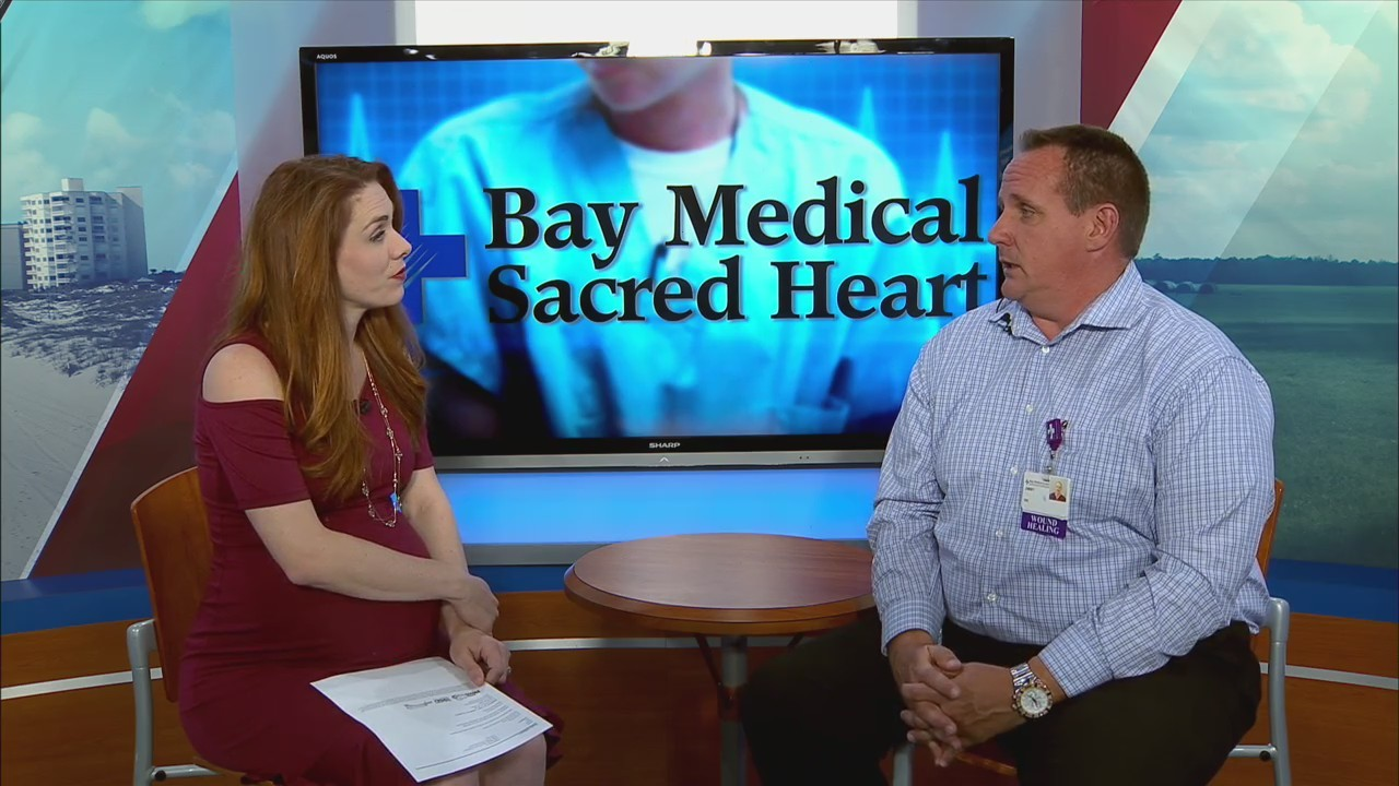 Wound Care Center Operational at Bay Medical