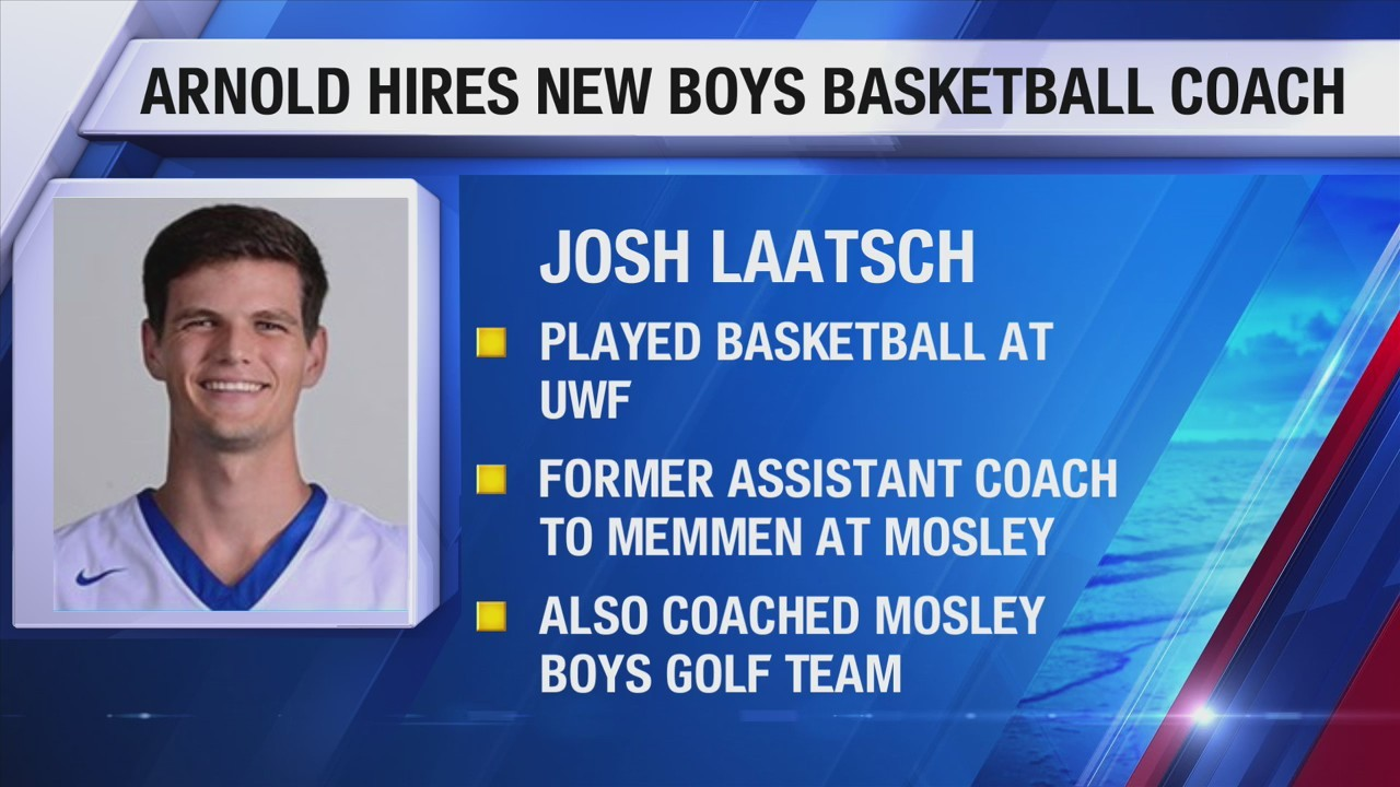 Arnold hires new boys basketball coach