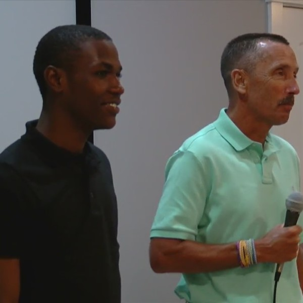 New Horizon Graduates celebrate their mentors for changing their lives