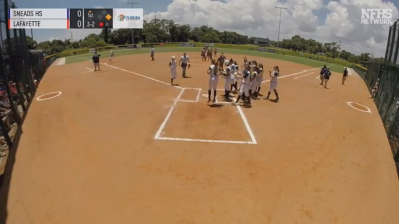 Sneads softball moves on to 1A state championship game