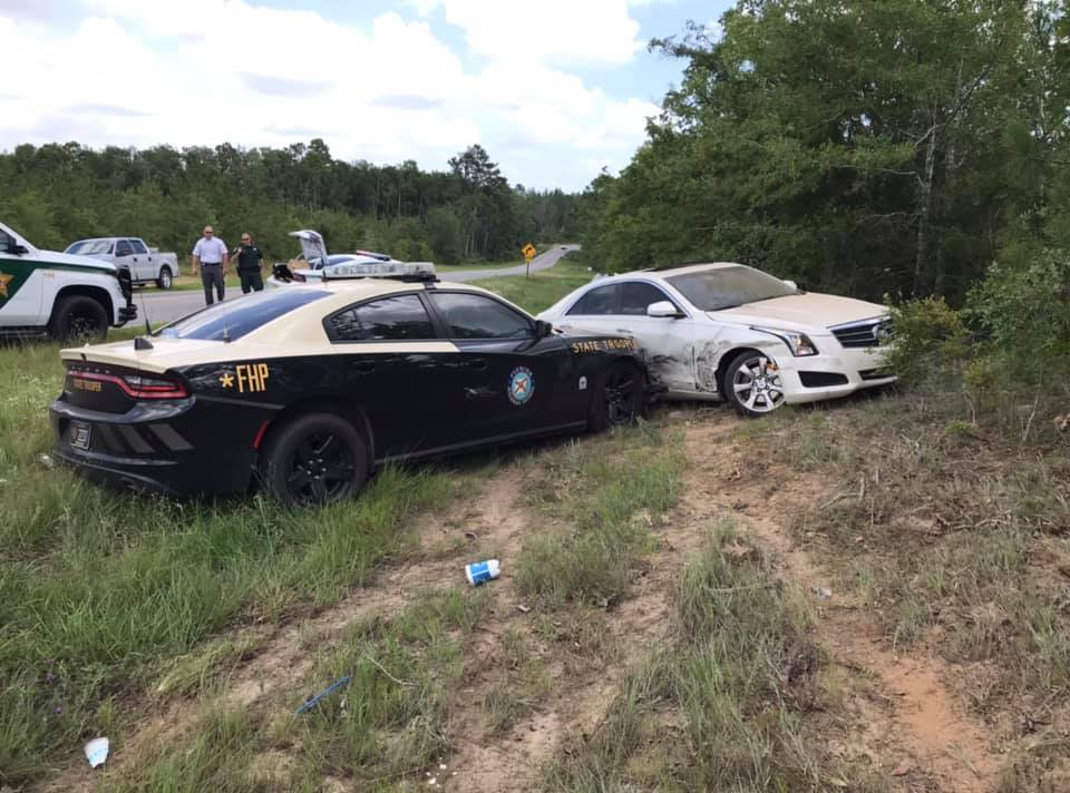 FHP Jackson County Chase
