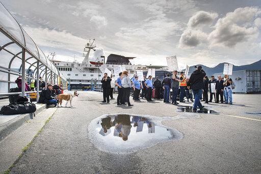 Alaska Ferries Labor Dispute