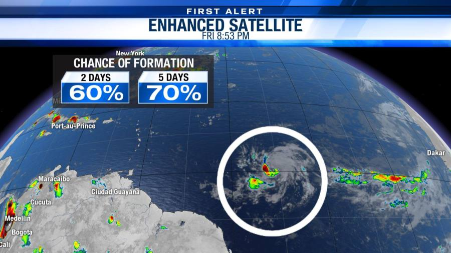 Tropical Atlantic starting to heat up | WMBB - mypanhandle com
