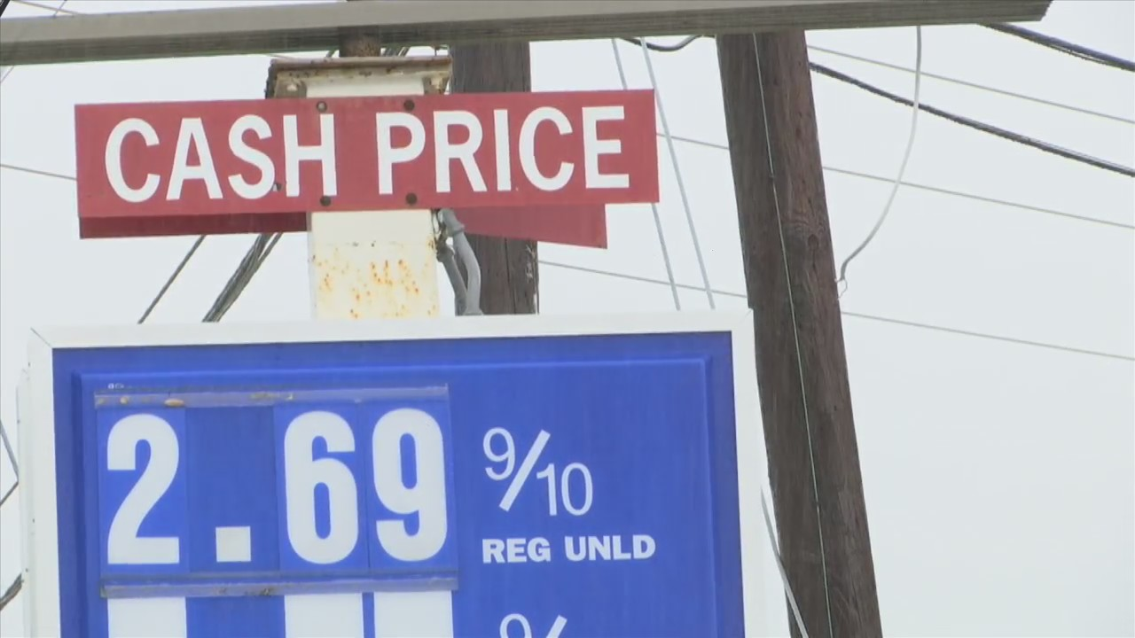 Gas Prices In Florida >> Panama City Gas Prices Remain Highest In Florida Wmbb