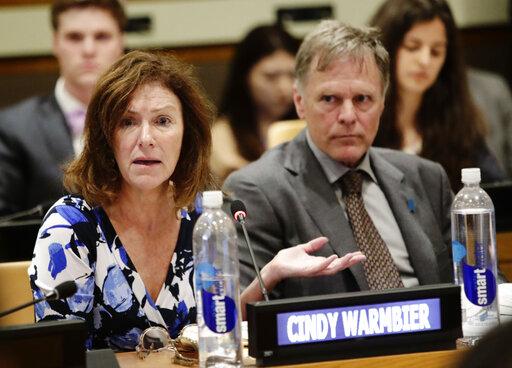 Fred Warmbier, Cindy Warmbier