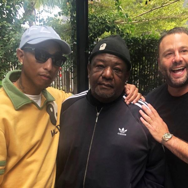 Pharrell, Pharaoh Williams, David Grumman