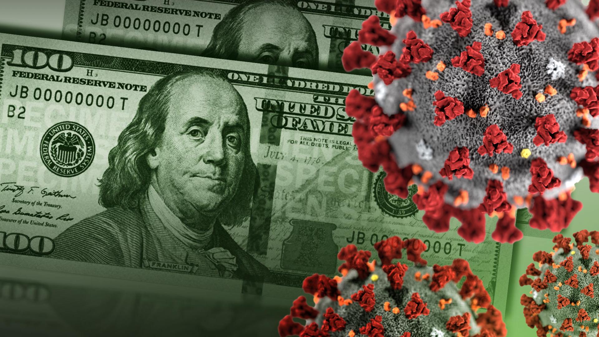 Coronavirus cash