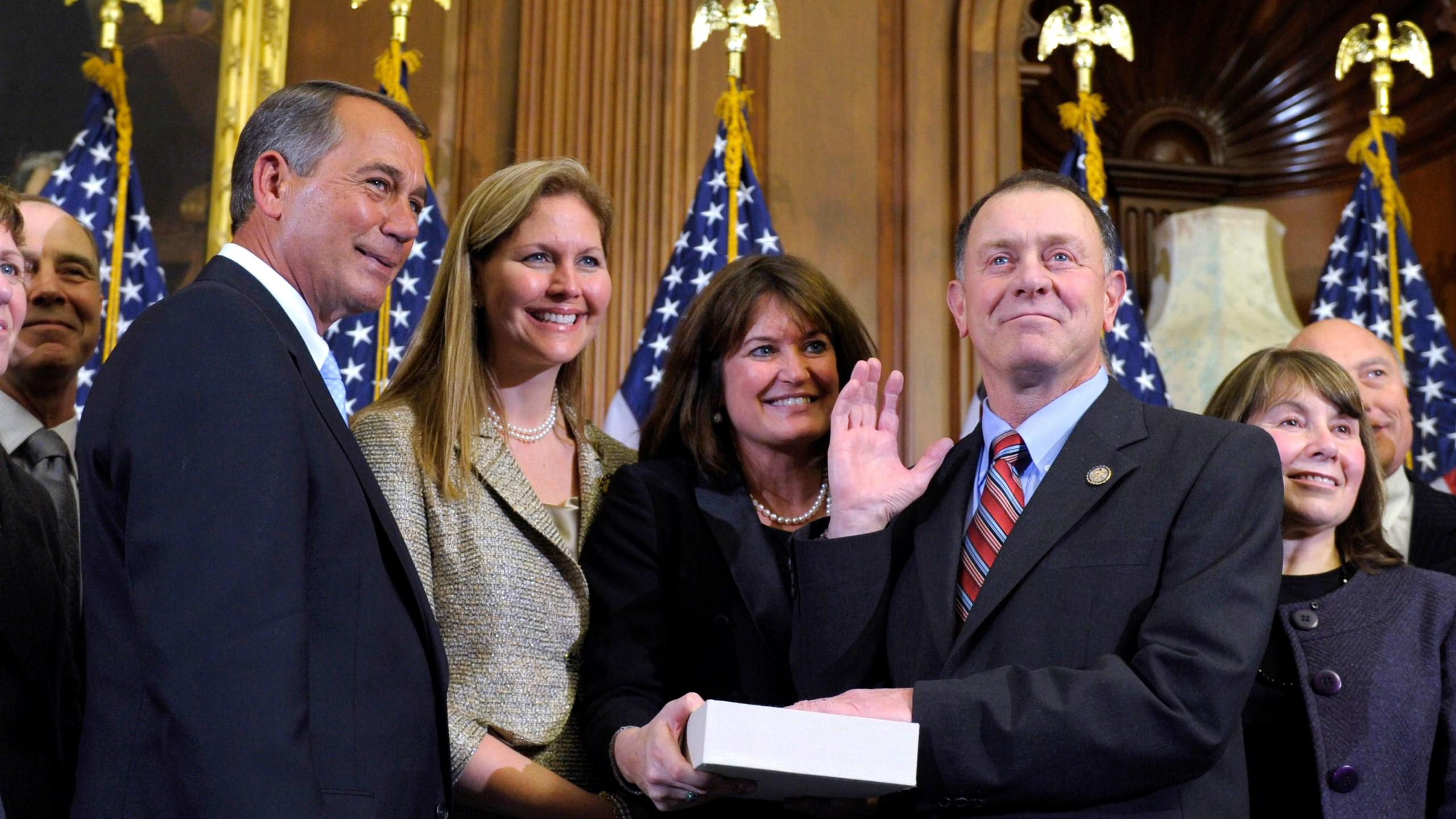 John Boehner, Richard Hanna