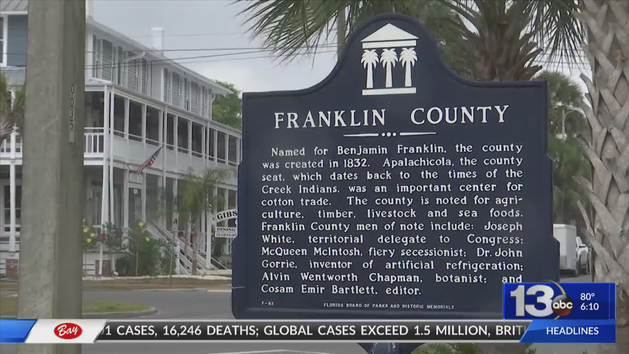Franklin Co Beaches To Reopen With Time Restrictions