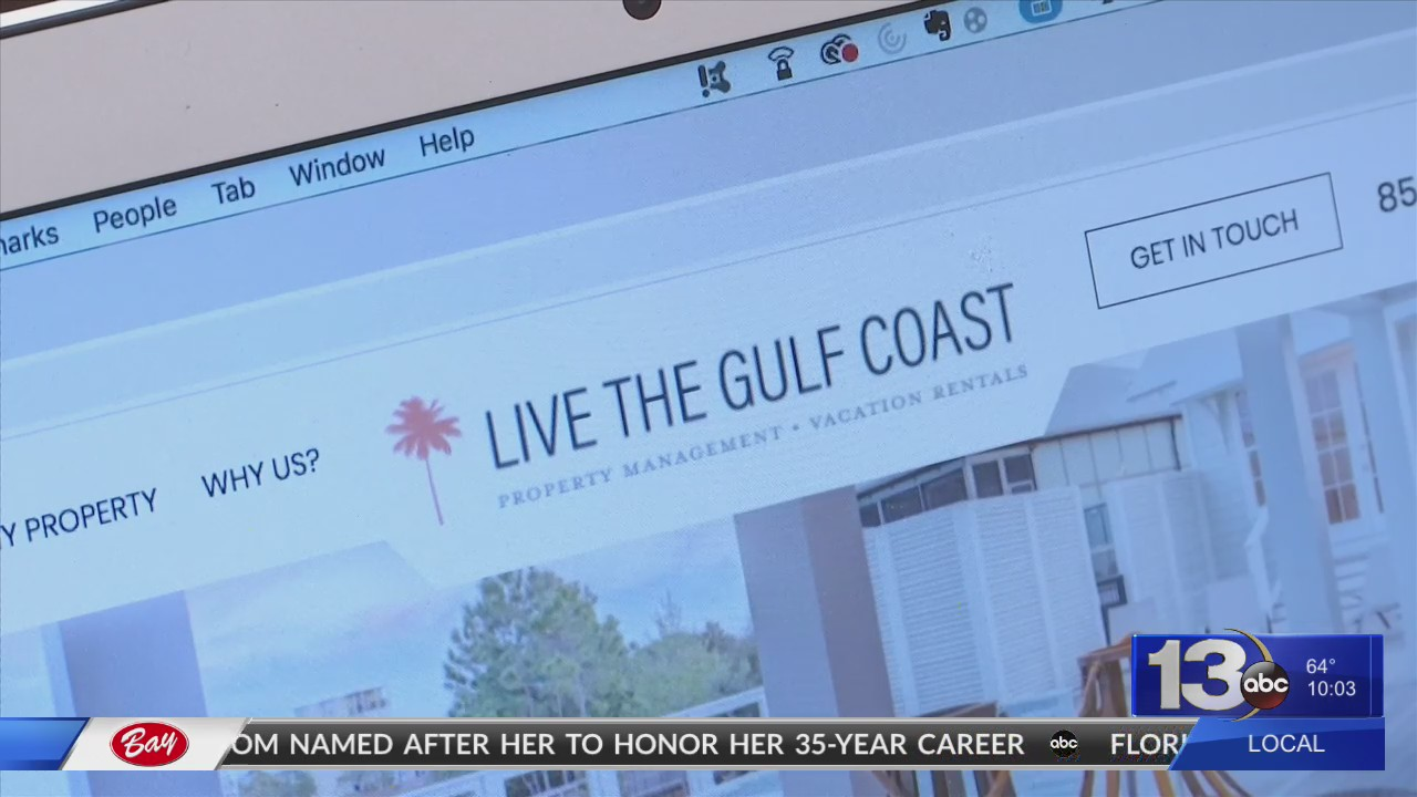 Local vacation rental companies struggle as ban continues | MyPanhandle.com  | WMBB-TV