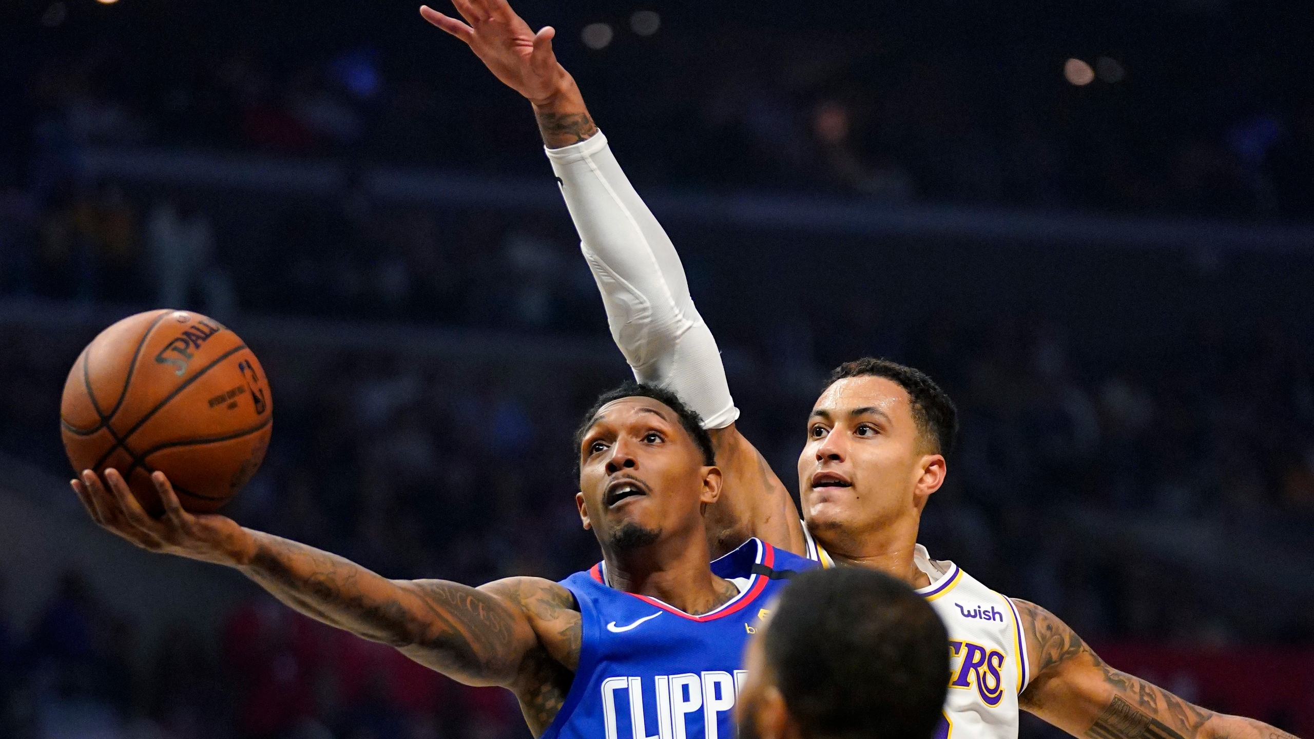 Lou Williams, Kyle Kuzma