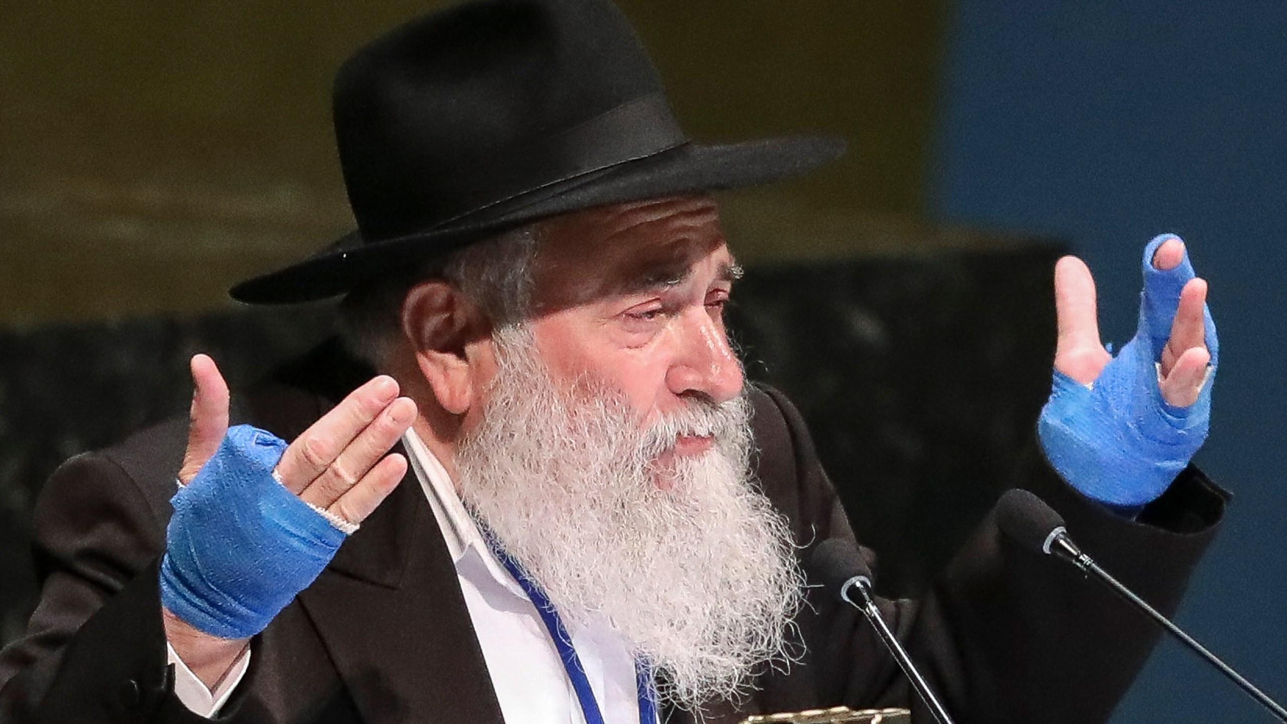 Yisroel Goldstein