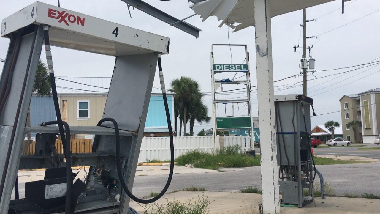 Varias empresas de Mexico Beach se preparan para abrir en 2021 |  MyPanhandle.com