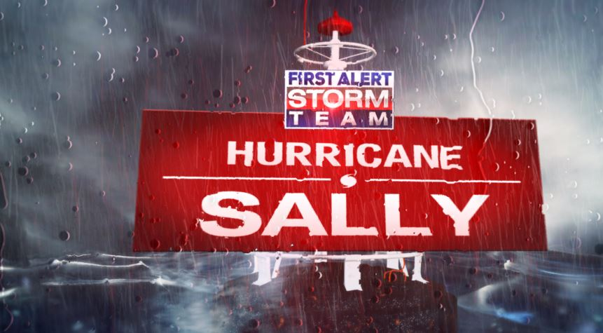 4 a.m. update: Hurricane Sally slowing, historic flash flooding possible