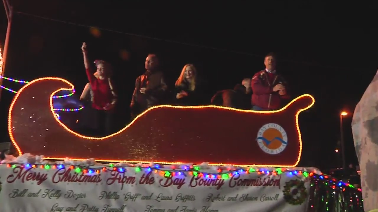 Jaycees Christmas Parade to roll down Harrison Avenue December 5