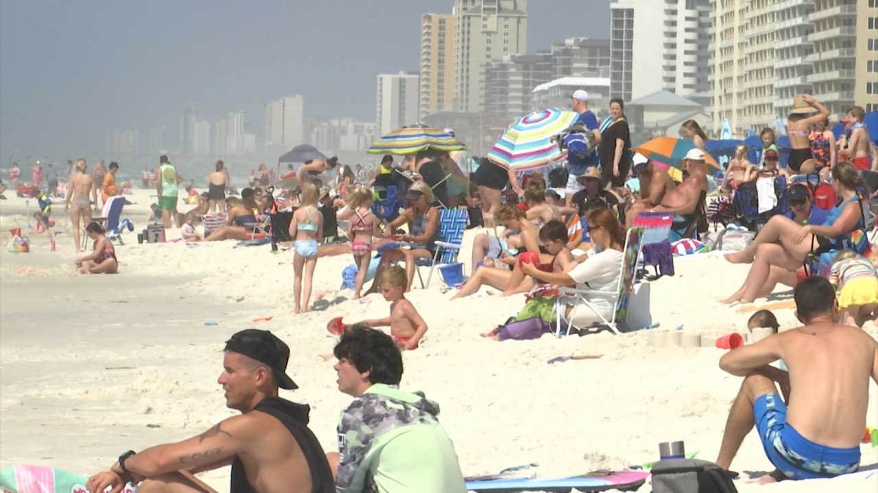 Panama City Beach Police Say Spring