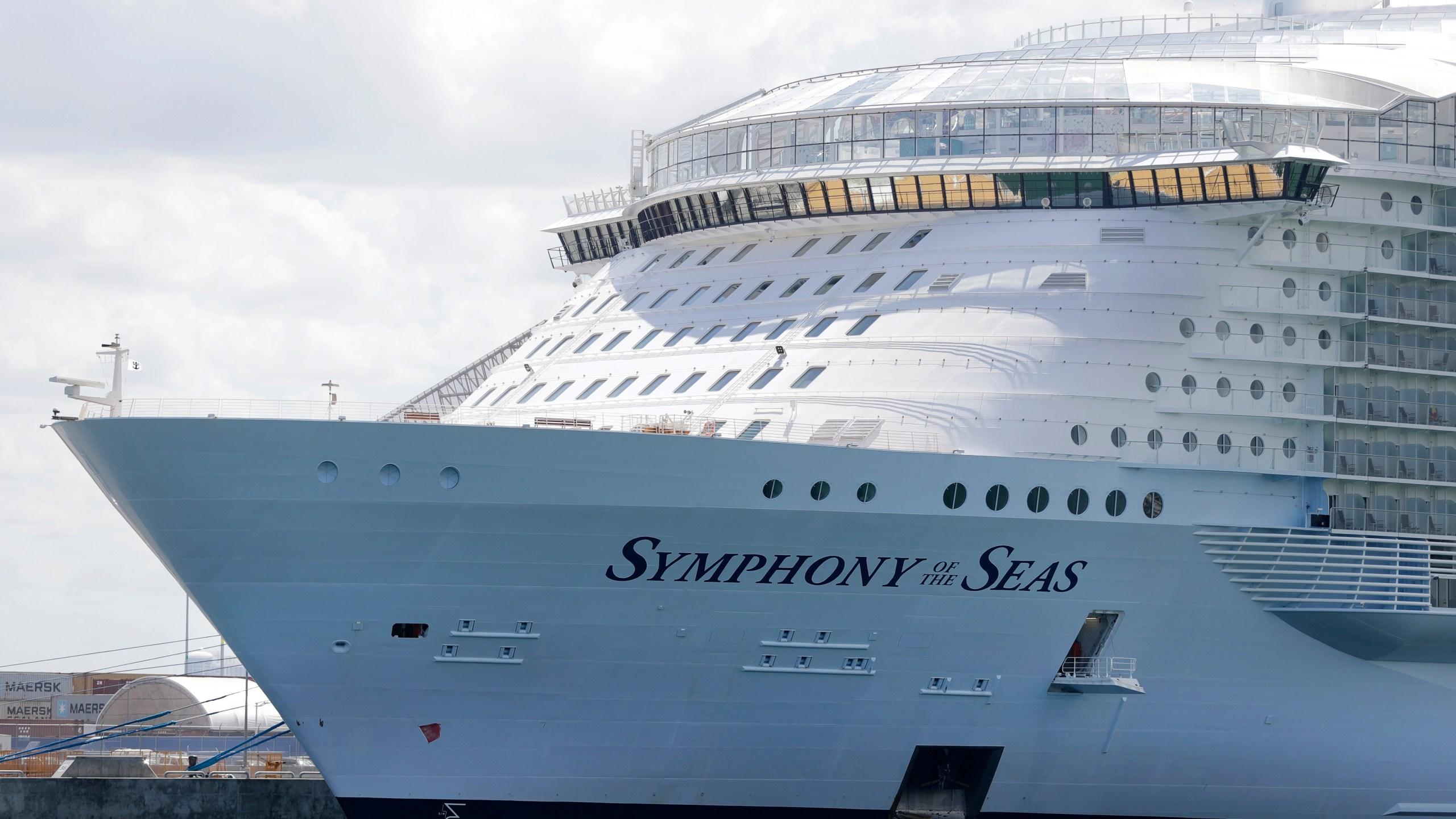 Symphony of the Seas
