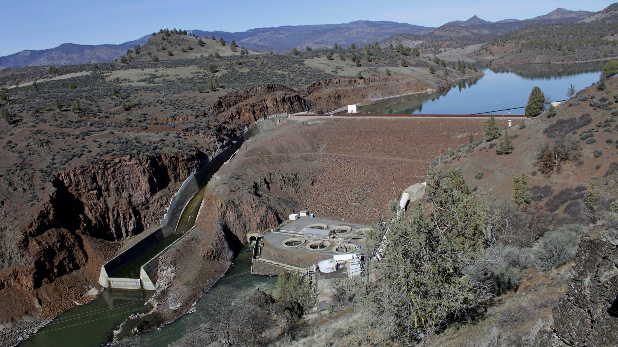 Iron Gate Dam