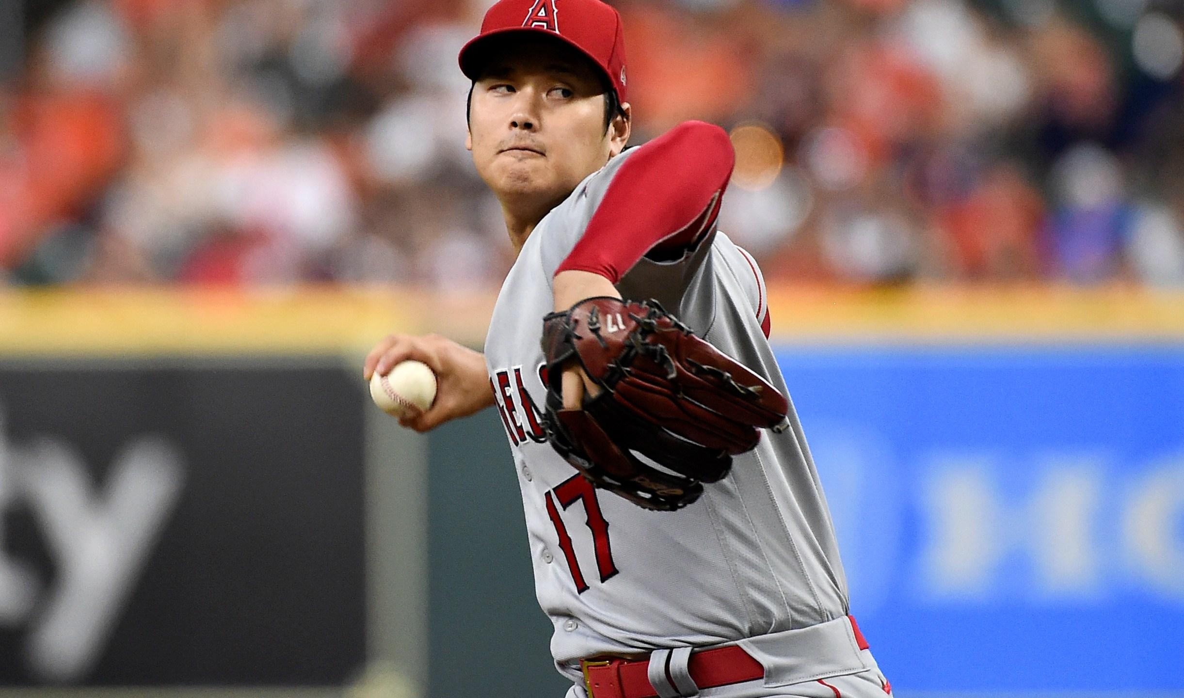 Shohei Ohtani, player here